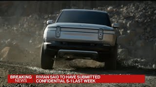Rivian Is Said to File for IPO With $80 Billion Valuation
