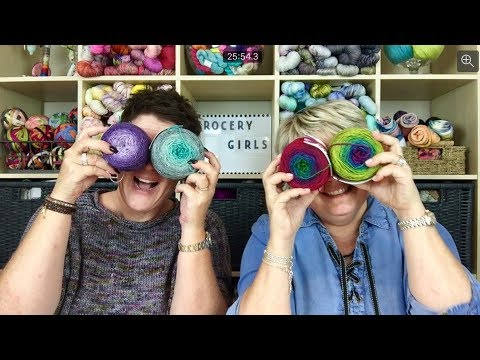 Grocery Girls Knit Podcast Episode 44