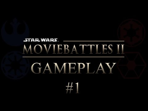 Star Wars Movie Battles II Gameplay No commentary 1080p 60fps #1