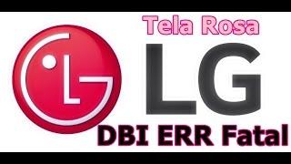 Como Concertar Smartphone da LG - Erro, Tela Rosa do LG, L80 e L90 - Fail Err Detail, Unbrick