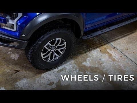 2018 Raptor Correction | Protection Series: E1 - Wheels & Tires