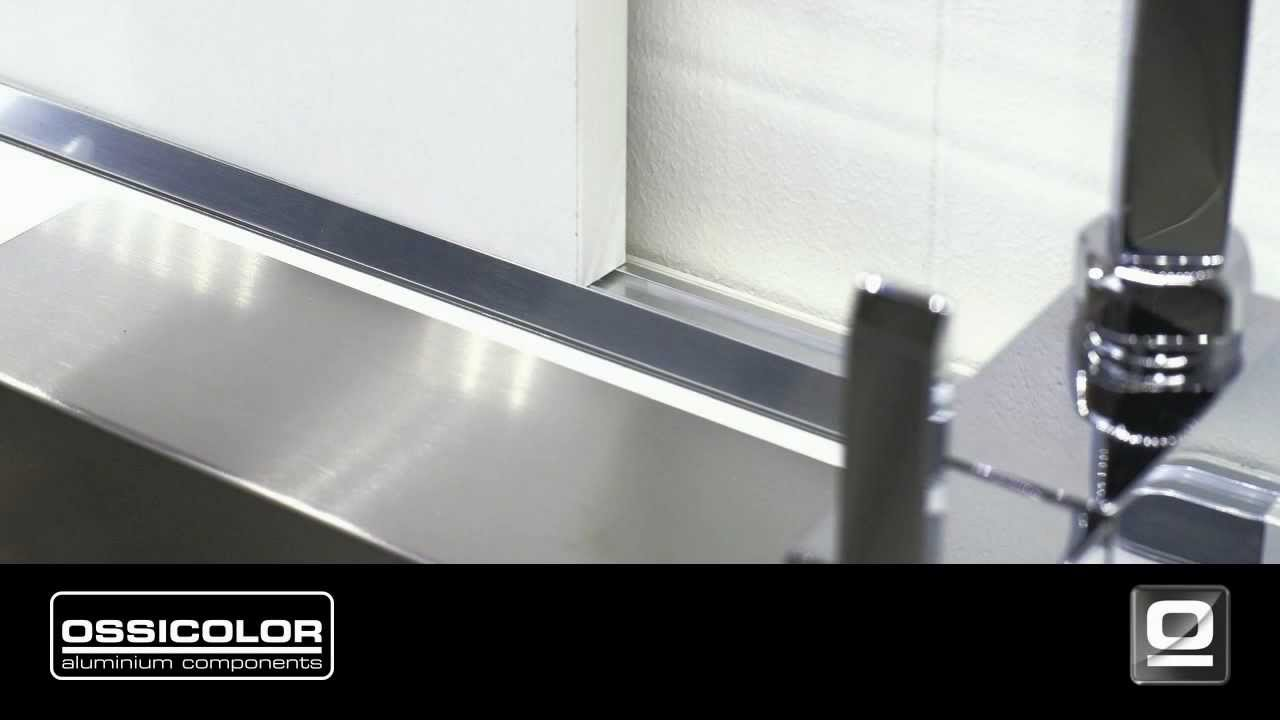 Nuova linea accessori Led per la cucina - YouTube