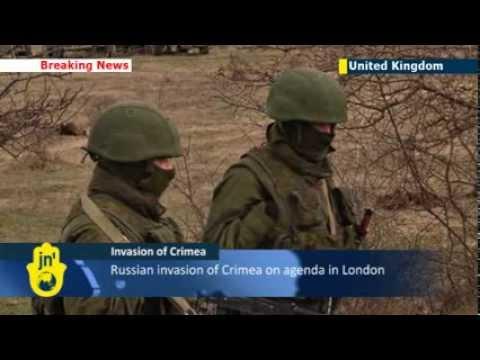 Russian Invasion of Crimea: Kerry warns Kremlin of referendum consequences