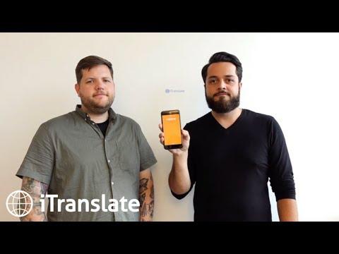 iTranslate Converse, app que traduce conversaciones casi en tiempo real