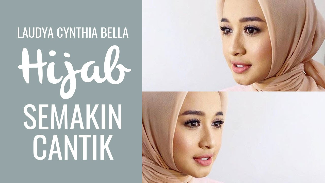 Laudya Cynthia Bella Pakai Hijab Semakin Cantik YouTube