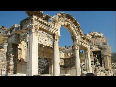 Античные города Эфес Легенды и афоризмы