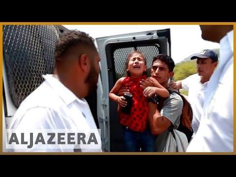 🇲🇽 Central American migrants continue to face crackdown in Mexico | Al Jazeera English