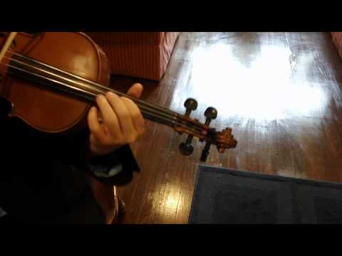 suzuki violin method volume 5 number 3 Concerto in G Minor by Vivaldi - Allegro