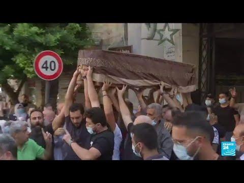 Lebanon: Man injured in Beirut port explosion dies, 14 months later • FRANCE 24 English