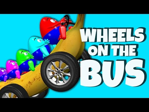 Wheels On The Bus Plus Lots More Nursery Rhymes ►72 Minutes Compilation from Little Surprise Eggs