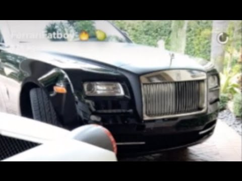 Rick Ross Tours Mansion And Shows Rolls Royce Collection Worth Over $19 Million