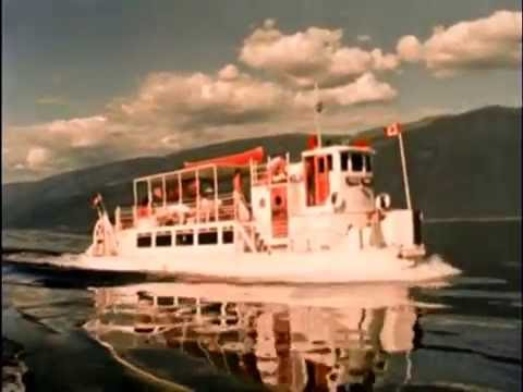 The Majesty of Water: The Thompson Country - A BC Government Tourism Film from about 1978
