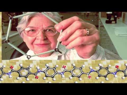 STEPHANIE KWOLEK Invention   Kevlar Fiber   Stronger than Steel   News in Science