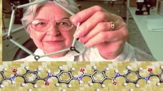 STEPHANIE KWOLEK Invention | Kevlar Fiber | Stronger than Steel | News in Science