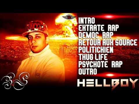Extrate-Rap Mc Héllboy FT Généralissime