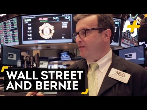 What Does Wall Street Think Of Bernie Sanders? | Direct From With Dena Takruri - AJ+