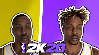 ALL Players That Were Updated NBA 2K20