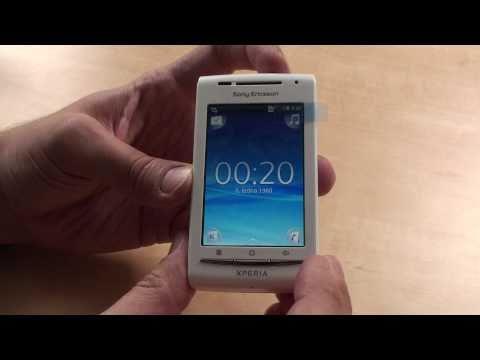 Sony Ericsson Xperia X8 Reviews Specs amp Price Compare