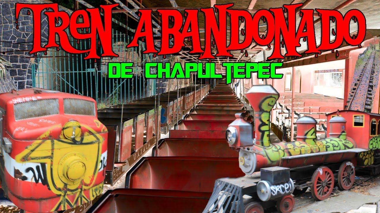 Imagenes De Sentirse Abandonado: TREN ABANDONADO DE CHAPULTEPEC