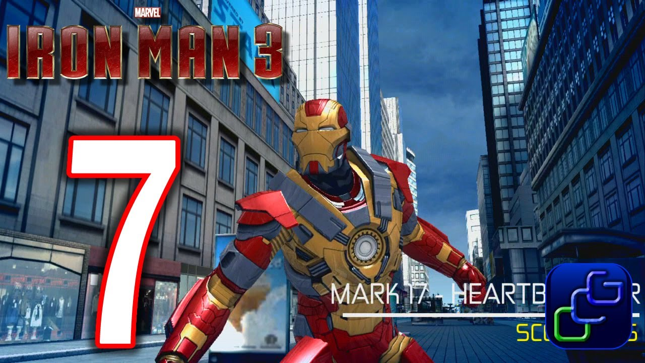 Iron Man 3 Game