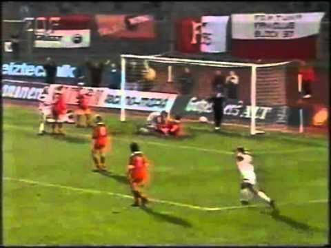 1991 Fortuna Düsseldorf - 1. FC Kaiserslautern 1:0 | Interview Kalli Feldkamp und Stefan Kuntz