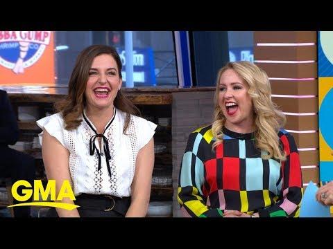 Jen Smedley and Kristin Hensley on '#IMOMSOHARD' | GMA