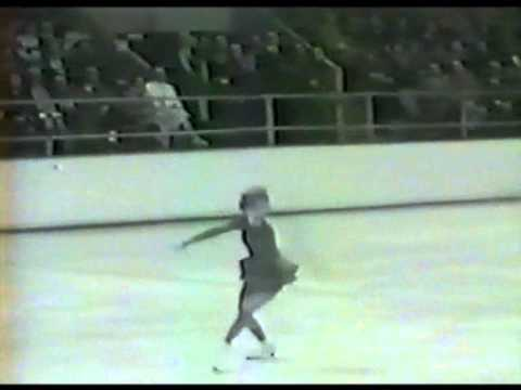 1961 North American Figure Skating Championships - Ladies