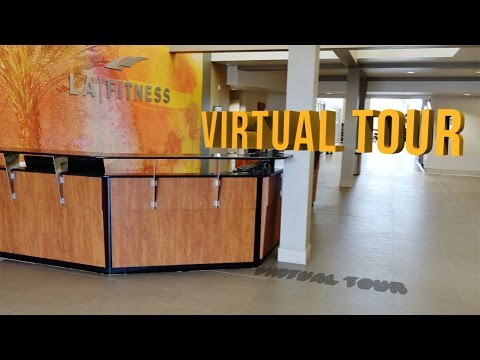 Virtual Tour - Fountain Valley LA Fitness