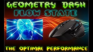 Cover images Flow State in Geometry Dash - How To Get Better, Faster