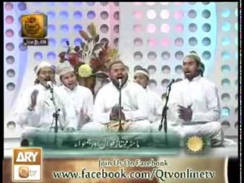 Master mumtaz Live qtv qawwali 10 jan 2014