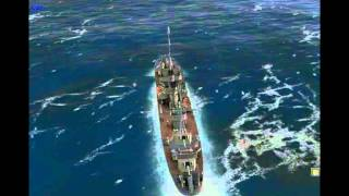 atlantic Fleet Обзор в Общем обзор да,игра неплоха,может быть