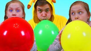 Balloon Song for Kids  - 동요와 아이 노래   어린이 교육