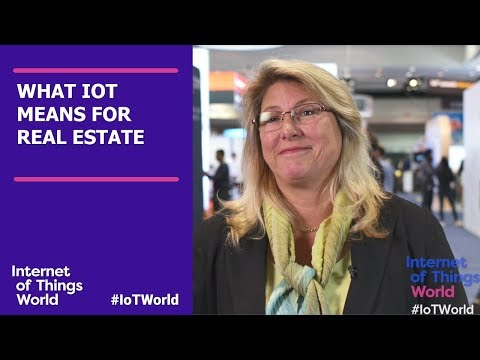 Cushman & Wakefield and MCS Solutions on IoT in Real Estate