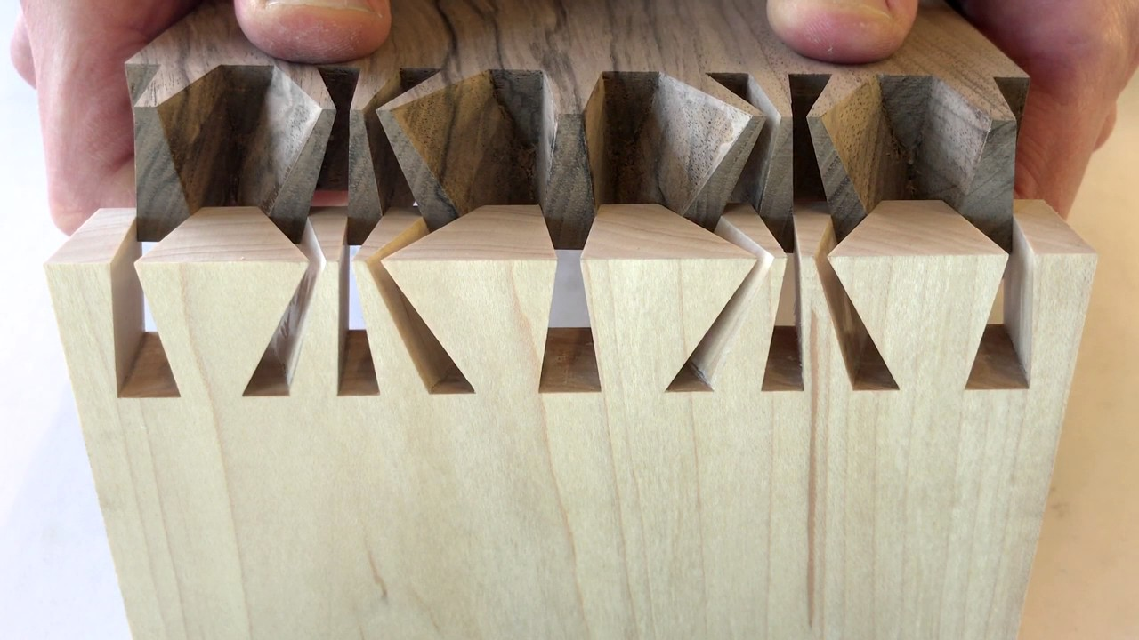 Theo Cook S Impossible Japanese Sunrise Dovetail Youtube