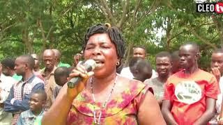Diwani Viti Maalum CHADEMA apiga goti kwa  Rais Magufuli kufika Nyamongo Tarime