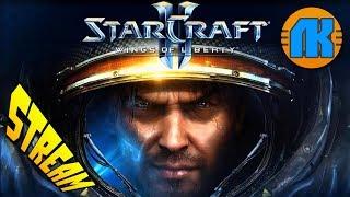 ПРОХОЖДЕНИЕ МИССИЙ В StarCraft II \ STREAM \ GAME FREE DOWNLOAD \ СКАЧАТЬ СТАР КРАФТ 2 !!!