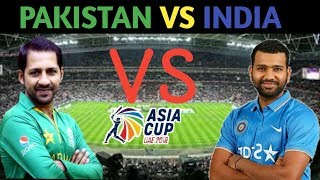 Asia Cup 2018 || Pakistan Vs India Match Live Streaming || How To Watch Asia Cup