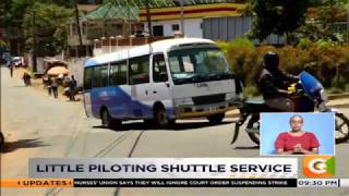 Little Cab premiers first e-shuttle in Nairobi