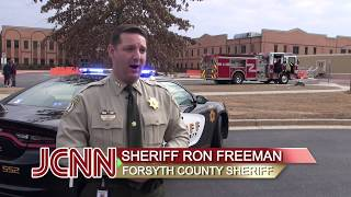 Forsyth County Sheriffs Office Active Shooter Drill