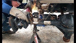 2015 Jeep Wrangler Rebuild PART 2