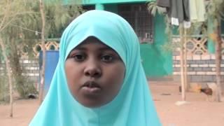 Anashid, a mixture of Arabic and Somali