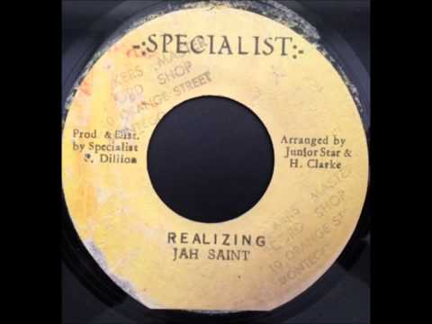 Jah Saint - Realizing / Version