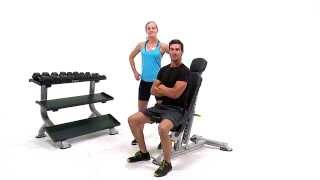 TRUE Force Rack and Benches