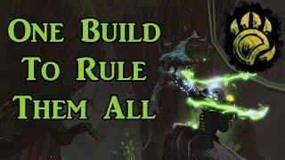 The BEST Ranger Buİld for Guild Wars 2 PvE, PvP, WvW, Story   Sic 'Em Soulbeast Guide