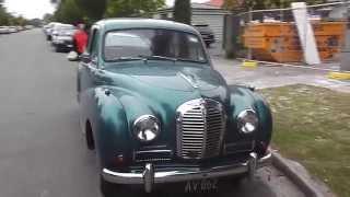 538.  Austin A40 Somerset 1953.  020