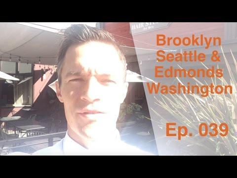 Brooklyn, Seattle and Edmonds Washington | Dr. Kevin Leach | Ep. 039 | Progressive Chiropractic