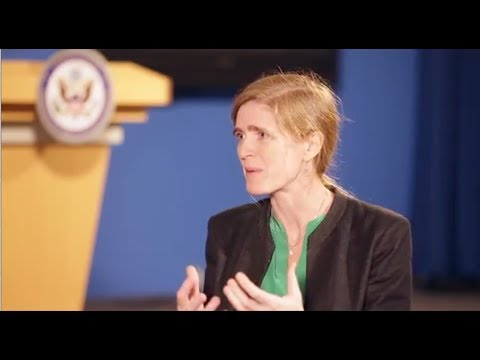 Prime-Time: Samantha Power. Interview - 2016