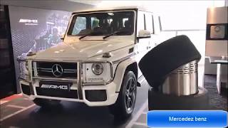 Mercedes-Benz G-Class G 63 AMG 2017 | Real-life review