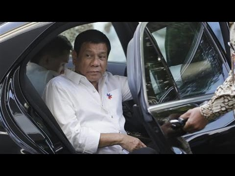 Duterte: U.S. Military Advisers Should Leave