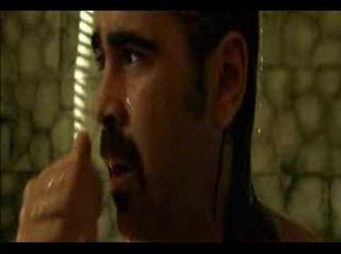 Colin Farrell and Gong Li - Miami Vice
